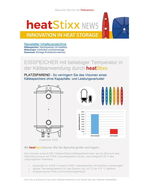 heatStixx News