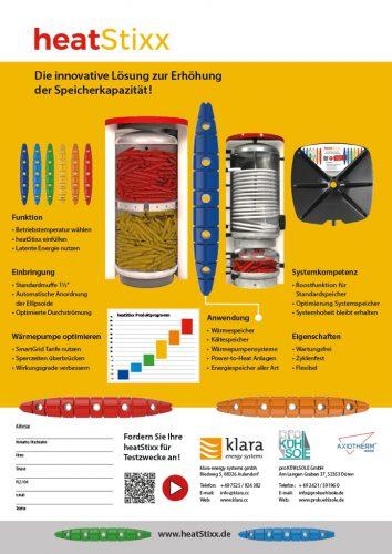 Factsheet Bild heatStixx Anwendung D