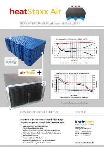 Preisliste Bild airBoxx steel M